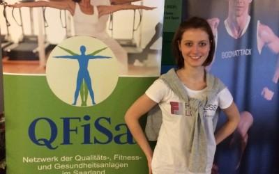 Fitness Loft unterstützt Gesundheitstag des saarländischen Hauptzollamtes