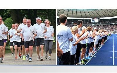 Diabetes Laufprogramm Deutschland 2015 mit QFiSa