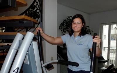 Silvana Emmrich, Aktiv Gesundheitspark: Frühlingsfit mit QFiSa