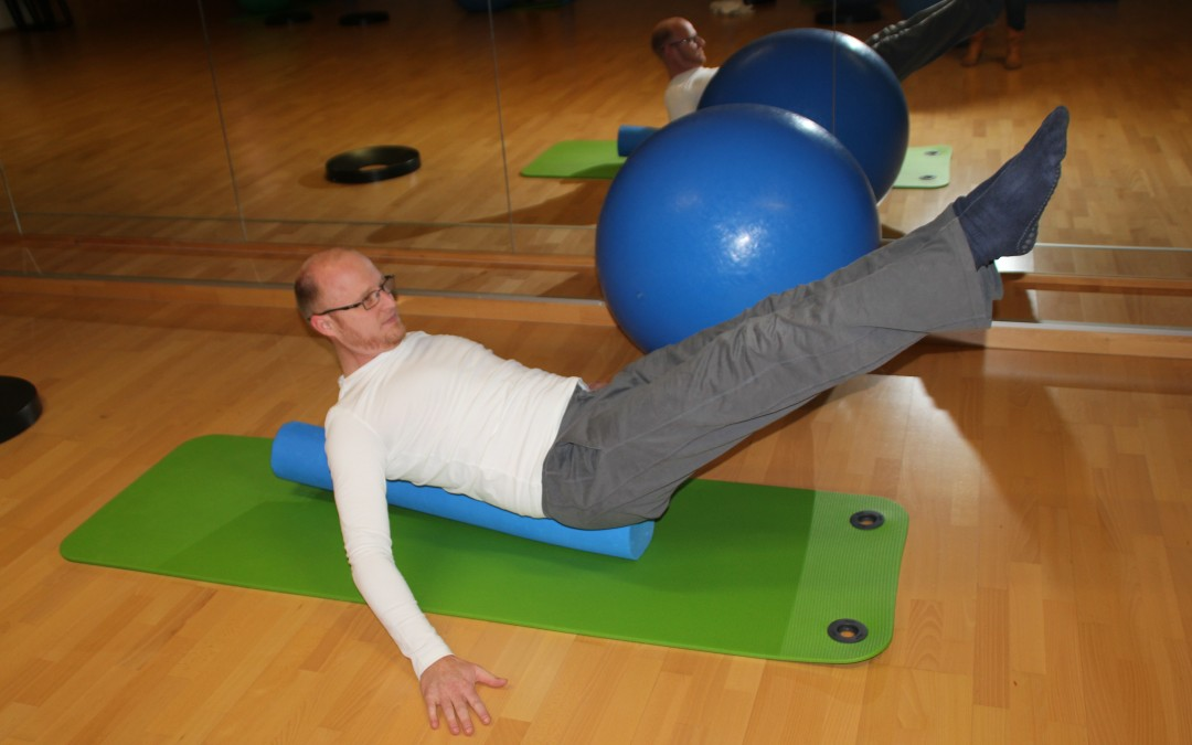Marco Bauer: Fitness Forum Mettlach: Beckenbodentraining für Männer! Warum eigentlich (nicht)?