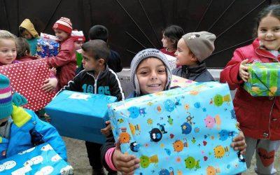 QFiSa unterstützt Weihnachtspäckchen-Konvoi