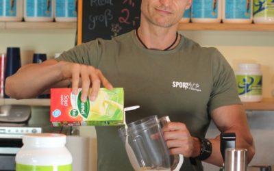 Patrick Heisel, SportArt Völklingen: Nahrungsergänzungsmittel im Sport: Wie findet sich der Verbraucher zurecht?