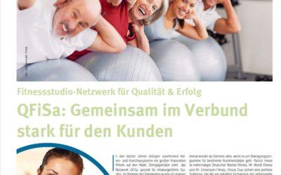 QFiSa und seine Partnerstudios in Sonderbeilage der Saarbrücker Zeitung