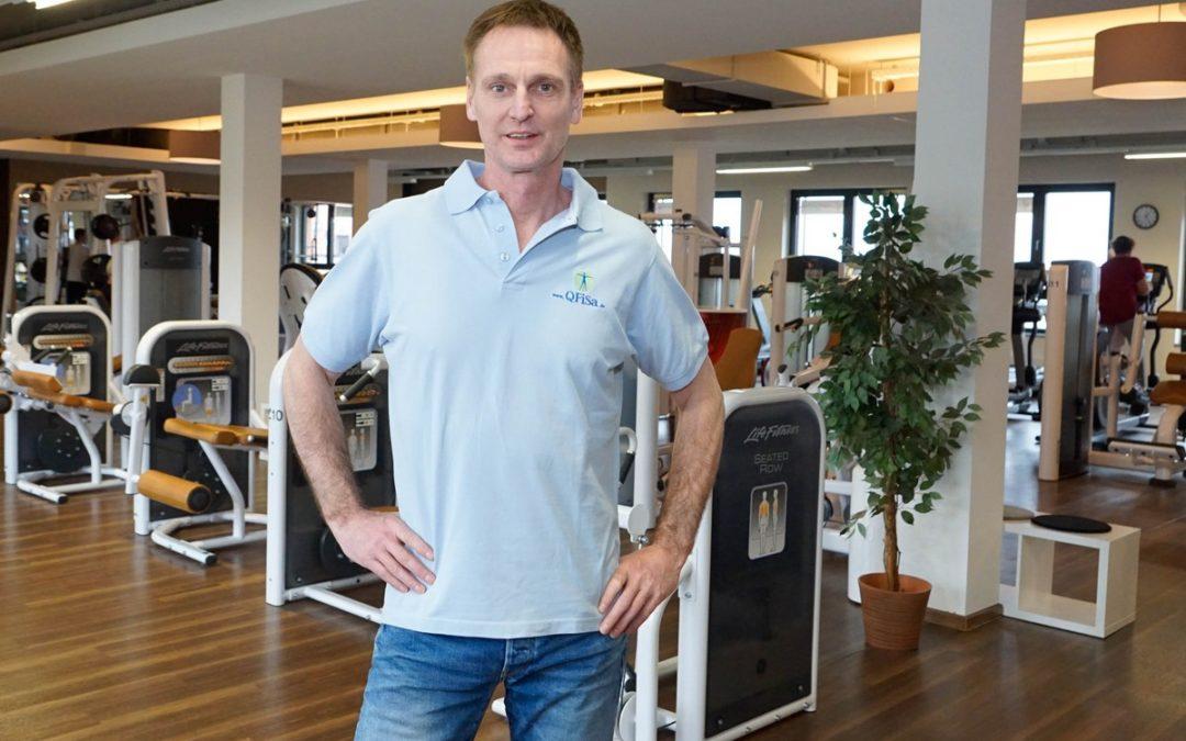 Ingo Noll, Aktiv Gesundheitspark Neunkirchen: Entspannung ist genauso wichtig wie Bewegung
